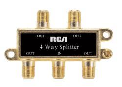 4-Way Signal Splitter