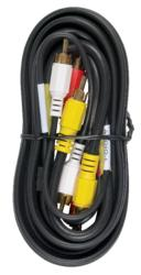 6' Stereo Dubbing Cable