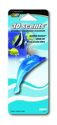 3D Dolphin Outdoor Breeze Scent Air Freshener