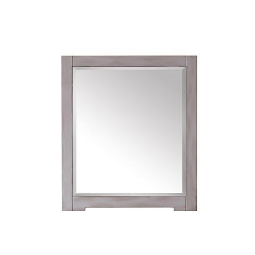 Excellent Avanity 30quot Walnut Windsor Mirror At Menards