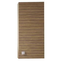 "Avanity 18"" Zebra Wood Knox Wall Cabinet"
