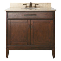 "Avanity 36"" Tobacco Madison Vanity (Vanity Only)"