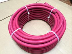 25' Red 2/0 AWG Welding Cable