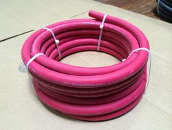 25' Red 4/0 AWG Welding Cable
