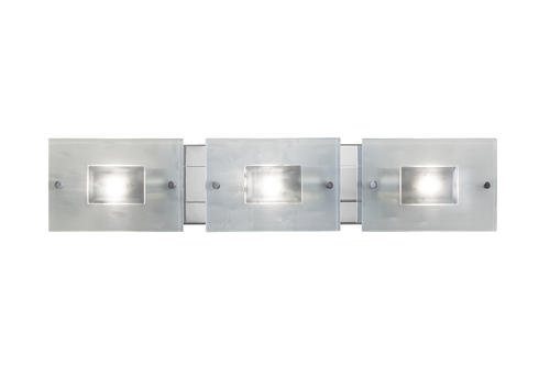 Patriot Lighting Elegant Home Ila 24 Chrome 3 Light Vanity Wall Light At Menards