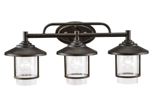 Vanity Lights Menards : Patriot Lighting Elegant Home Miner 24-1/2