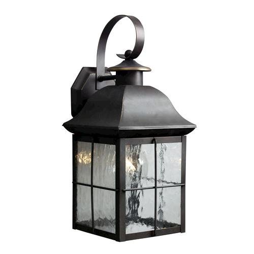 Patriot Lighting 16 5 Olde Bronze 1 Light Outdoor Wall Mount