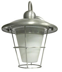 "Patriot Lighting® Crestmoor 12.5"" Antique Pewter 1-Light Outdoor Wall Mount"