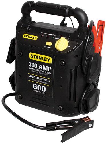 Stanley 300 Amp Battery Jump Starter with Compressor at Menards®