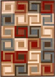 "Balta Radiance Collection Area Rug 5'3"" x 7'2"""