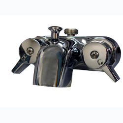 Barclay Tub Converto Spout with Handles