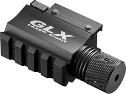 Barska GLX Green Laser with Built-In Mount and Rail