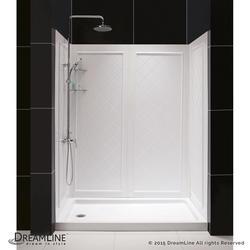 DreamLine QWALL-5 Shower Backwall Kit