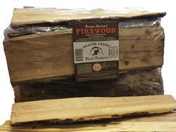 USDA Certified Kiln Dried Hardwood Bundle: .75 Cubic Feet
