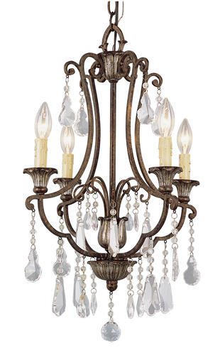 Patriot Lighting Elegant Home Natalie 4 Light 23 3 4 Chandelier At Men