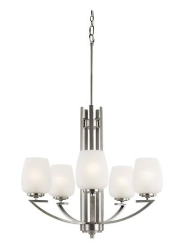Patriot Lighting Elegant Home Skyler 5 Light 39 5 Chandelier At Menards