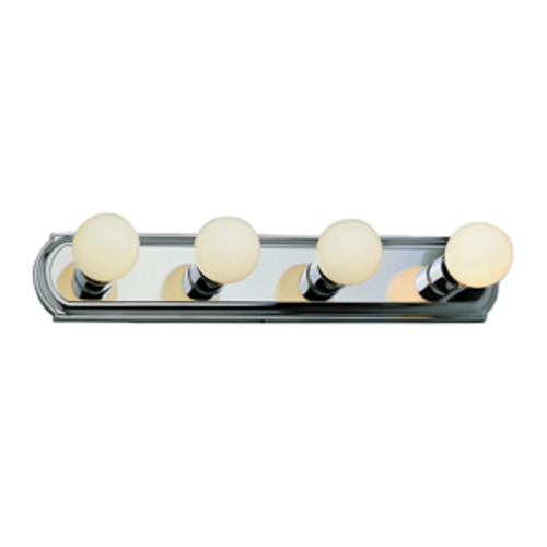 Vanity Light Bar Menards : Bel Air Lighting Racetrack Vanity Strip 4 Light 24