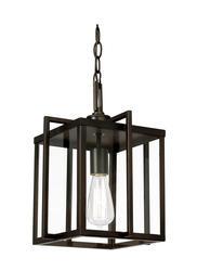 "Patriot Lighting® Elegant Home Brody 1 Light 13"" Pendant"