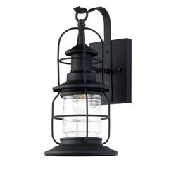 "Patriot Lighting® Sawyer 1 Light 14 1/2"" Wall Lantern"