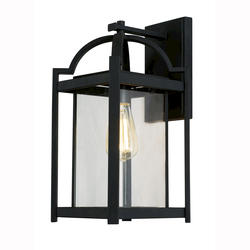 "Patriot Lighting® Elegant Home Riley 1 Light 16 1/4"" Wall Lantern"