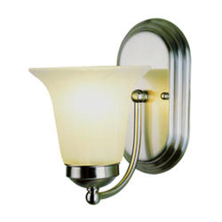 "Bel Air Lighting Morgan House 1 Light 9"" Brushed Nickel Wall Sconce"