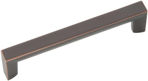 Hickory Hardware Rotterdam Collection 96mm C C Angular Pull