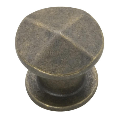 "Hickory Hardware Corinth Collection 1 3 16"" Diameter Knob"