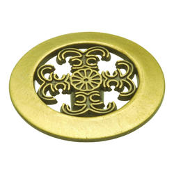 Hickory Hardware Cavalier Collection Intricate Knob