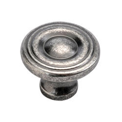 Hickory Hardware Conquest Collection Grooved Knob