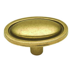 Hickory Hardware Manor House Collection Oval Knob