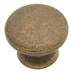 """Hickory Hardware Country Kitchen Collection 1-1/4"""" Classic Knob"""