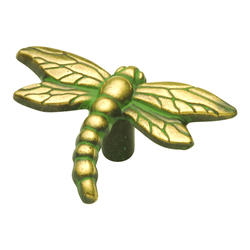 Hickory Hardware South Seas Collection Dragonfly Knob