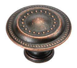 Hickory Hardware Manor House Collection Charming Knob