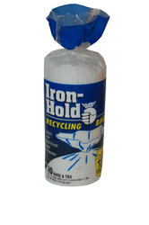 Iron Hold Clear Bags