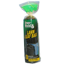 Iron Hold Lawn & Leaf Bags