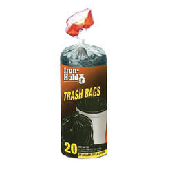 Iron Hold Trash Bags