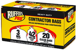 Ruffies Pro Contractor Bags