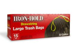 Iron Hold Drawstring Bags