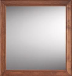 """Briarwood 34"""" W x 36"""" H x 3/4"""" D Highland Framed Mirror"""