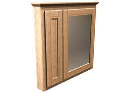 "Briarwood 36"" W x 33"" H x 4-1/4"" D Centerpoint Medicine Cabinet (Mirror Right)"
