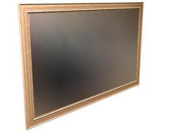 """Briarwood 58"""" W x 36"""" H x 3/4"""" D Highland Framed Mirror"""
