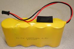 Best Lighting 4.8-Volt 2800 mAH Nicd Battery