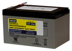 Best Lighting 12-Volt 12Ah Lead Acid Battery