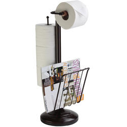 The Toilet Caddy (Oil-Rubbed Bronze)