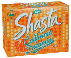 Shasta California Dreamin