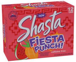 Shasta Fiesta Punch