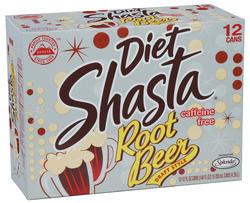 Shasta Diet Root Beer