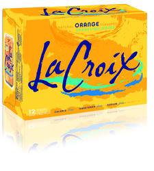 LaCroix Orange