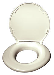 Big John Closed Front Toilet Seat With Cover