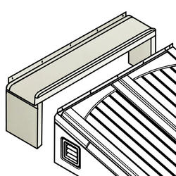 "Bilco Ultra 6"" Polyethylene Extension Kit for Size C Door"